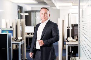 Andreas Jenny - CEO